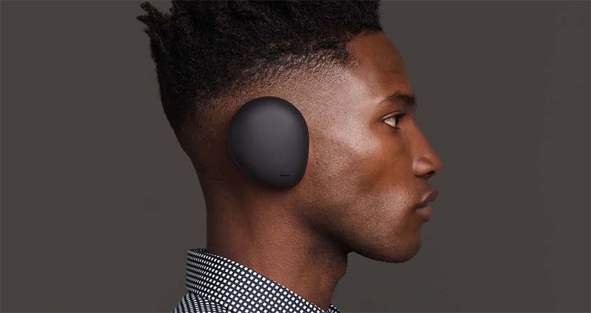 Wireless Headphones Security for Ear Health in Human
